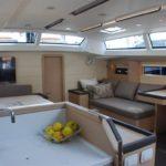 SHIPMAN 59 - SALON (sedežna, paneli, ročaji,..)